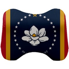 Flag Of Mississippi Head Support Cushion