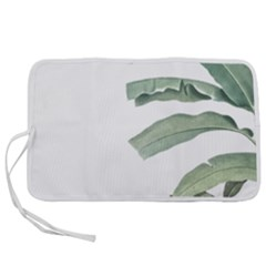 Palm Leaves Pen Storage Case (m) by goljakoff