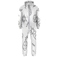 Pineapples Hooded Jumpsuit (men)  by goljakoff