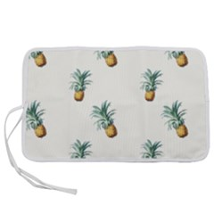 Tropical Pineapples Pen Storage Case (m) by goljakoff