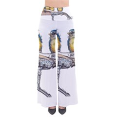 Biker Chicks - By Larenard So Vintage Palazzo Pants