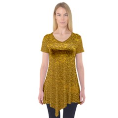 Golden Slumber 2 Short Sleeve Tunic