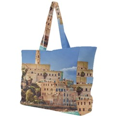 Old Jaffa Cityscape, Israel Simple Shoulder Bag