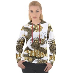 Dragon Animals Monster Women s Overhead Hoodie