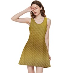 Golden 11 Inside Out Racerback Dress