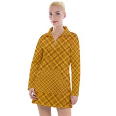 Golden 12 Women s Long Sleeve Casual Dress