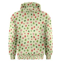 Cute Christmas Pattern Men s Overhead Hoodie