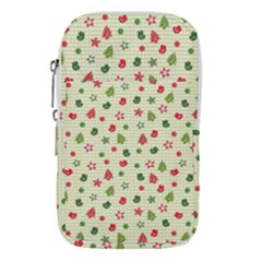 Cute Christmas Pattern Waist Pouch (small)
