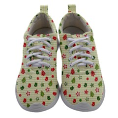 Cute Christmas Pattern Athletic Shoes