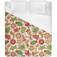 Christmas Love 6 Duvet Cover (california King Size)