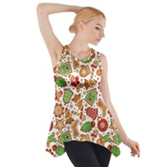 Christmas Love 6 Side Drop Tank Tunic