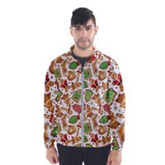 Christmas Love 6 Men s Windbreaker