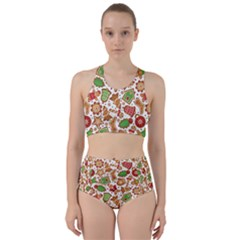 Christmas Love 6 Racer Back Bikini Set