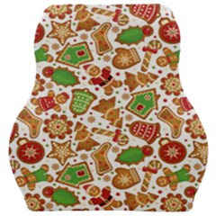 Christmas Love 6 Car Seat Velour Cushion