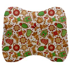 Christmas Love 6 Velour Head Support Cushion