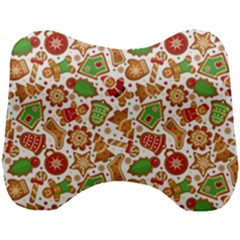 Christmas Love 6 Head Support Cushion
