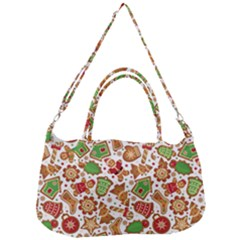 Christmas Love 6 Removal Strap Handbag