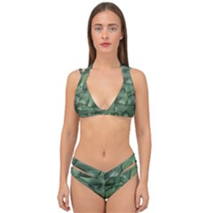 Gc (86) Double Strap Halter Bikini Set by GiancarloCesari