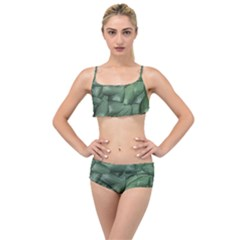 Gc (93) Layered Top Bikini Set by GiancarloCesari