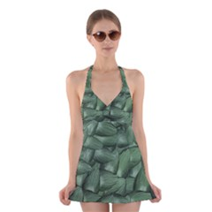 Gc (89) Halter Dress Swimsuit  by GiancarloCesari