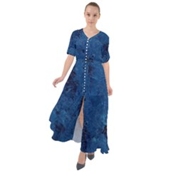 Gc (31) Waist Tie Boho Maxi Dress