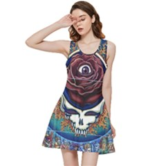 Grateful-dead-ahead-of-their-time Inside Out Racerback Dress