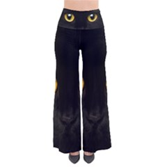 Black Cat So Vintage Palazzo Pants