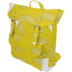 Cheesy Buckle Up Backpack by dajjj
