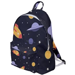 Cosmos Rockets Spaceships Ufos The Plain Backpack
