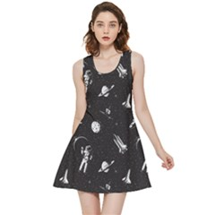 Space Love Inside Out Reversible Sleeveless Dress
