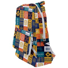 Tribal Love Pattern Travelers  Backpack