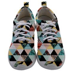 Tropical Beach Love Mens Athletic Shoes