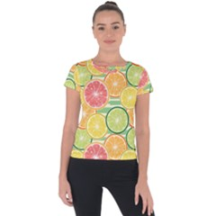 It Is Summer!! Short Sleeve Sports Top