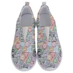 Travel World No Lace Lightweight Shoes