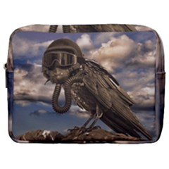 Apocalyptic Future Concept Artwork Make Up Pouch (large)