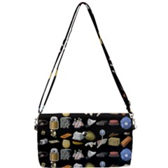 Glitch Glitchen Misc One Removable Strap Clutch Bag