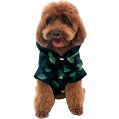 Foliage Dog Coat