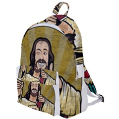 Buddy Christ The Plain Backpack by Valentinaart