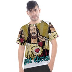 Buddy Christ Men s Sport Top