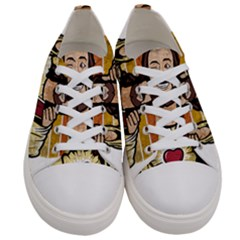 Got Christ? Women s Low Top Canvas Sneakers