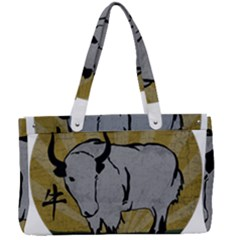 Chinese New Year ¨c Year Of The Ox Canvas Work Bag