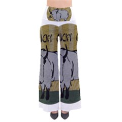 Chinese New Year ¨c Year Of The Ox So Vintage Palazzo Pants