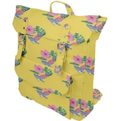 Floral Buckle Up Backpack by Sparkle
