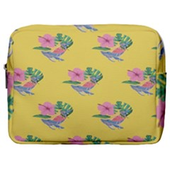 Floral Make Up Pouch (large) by Sparkle