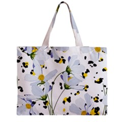 Tree Poppies  Medium Tote Bag by Sobalvarro