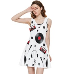 Music Life Inside Out Racerback Dress