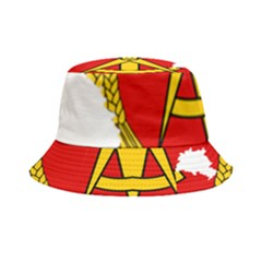 Flag Map Of East Germany (1959¨c1990) Bucket Hat