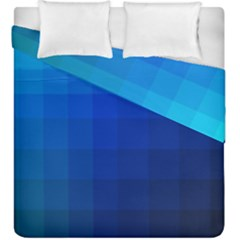 Zappwaits Water Duvet Cover Double Side (king Size)