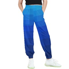 Zappwaits Water Kids  Elastic Waist Pants by zappwaits