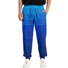 Zappwaits Water Men s Elastic Waist Pants by zappwaits